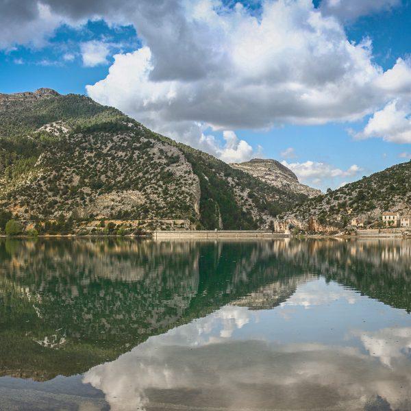 El Pantano de Pena // © Jordi Ferrer Ber